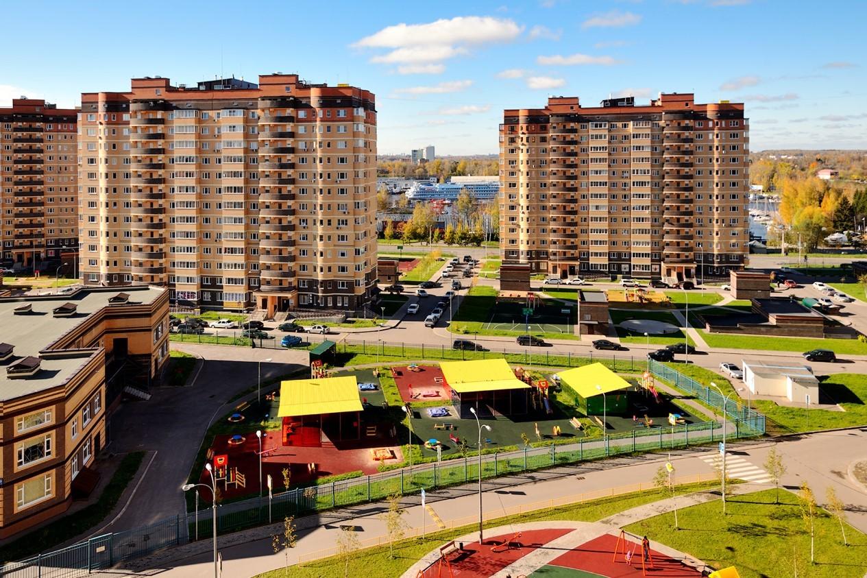 Кубинка новостройки фото московская область